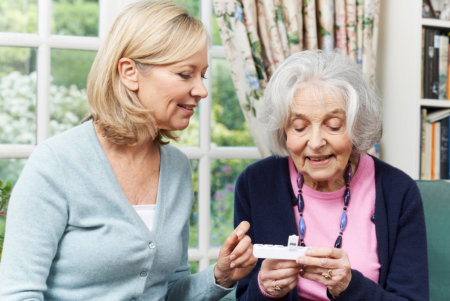 Medication Safety for the Elderly: 5 Tips