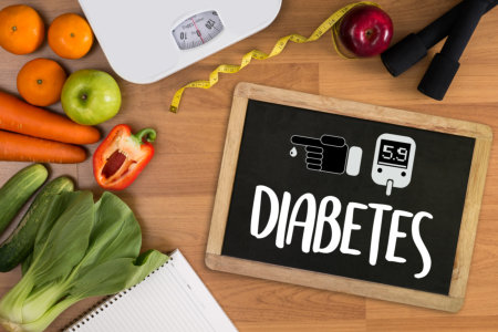 Diabetes Care: Quick Guide for a Well-balanced Meal